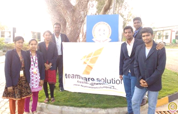 CAMPUS HIRING TEAMWARE SOLUTIONS