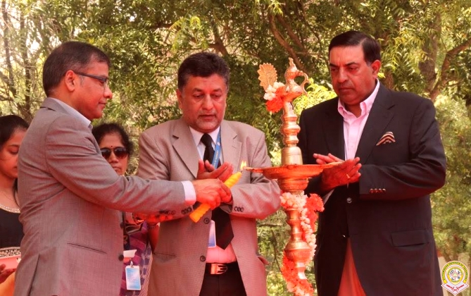 INAUGURATION OF FIRST YEAR B.E CLASSES
